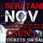 Концерт Сержа Танкяна с симфоническим оркестром 10 ноября 2016